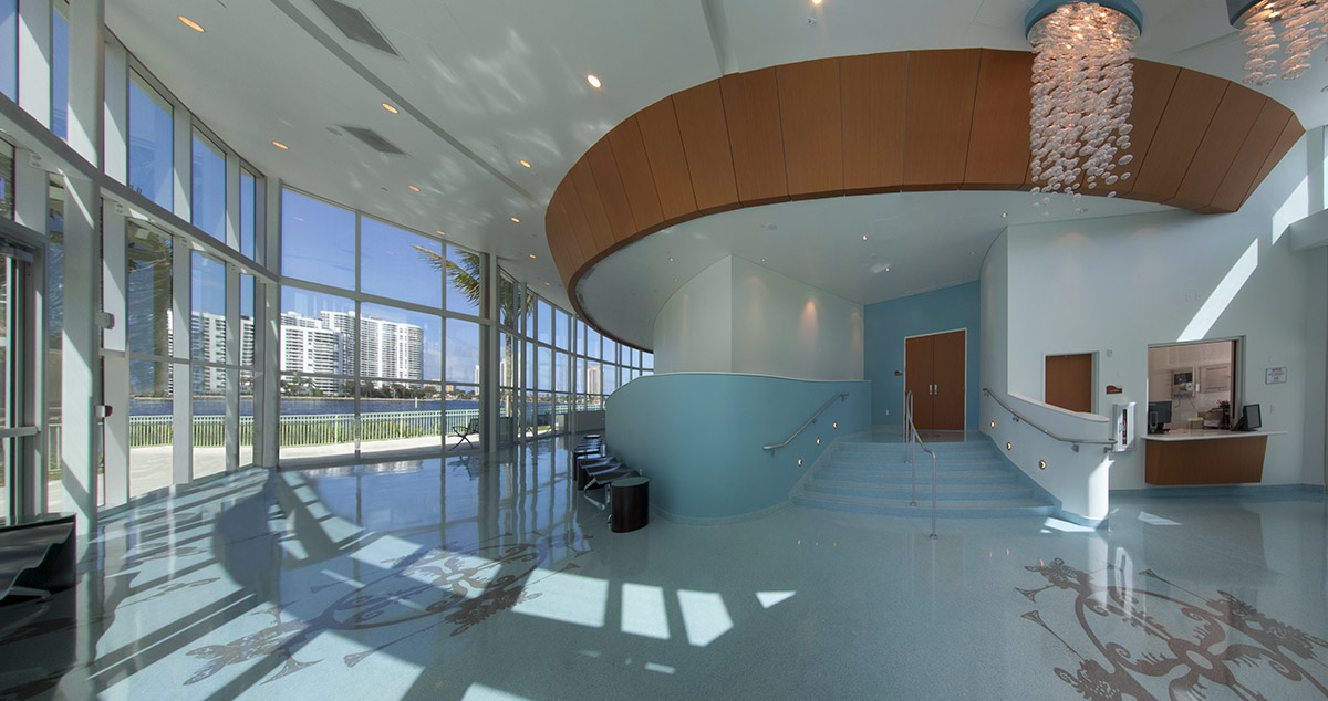 Mif Architectural Photography Of The Aventura Arts And