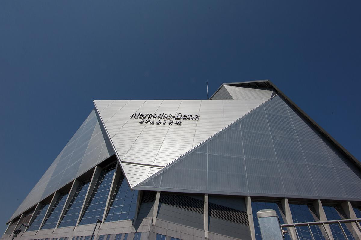 Mercedes Benz Of San Francisco >> Miami In Focus Photo Gallery Of Mercedes Benz Arena In Atlanta, GA.