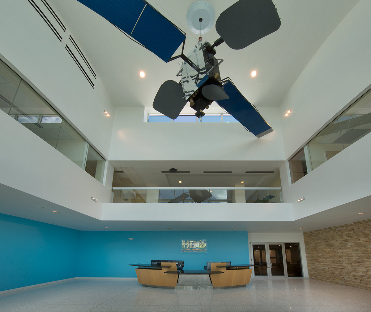 MIF Photo Gallery Of The HBO Data Center In Sunrise, FL