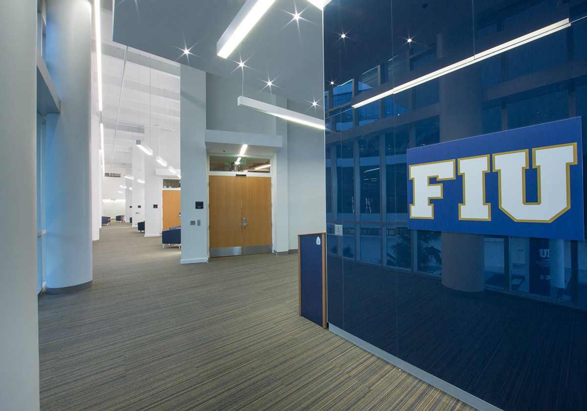 Mif Photo Gallery Of The Fiu Academic Health Center 5 In Miami Fl