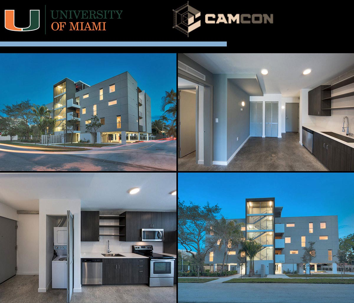 University Of Miami House 57