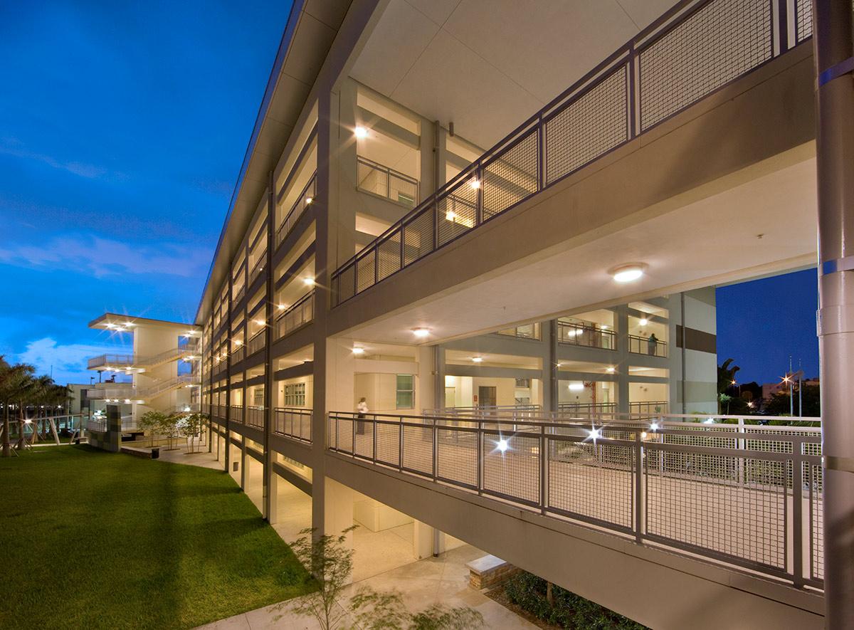 MIF Photo Gallery Of North Miami Senior High School In Miami, Fl.
