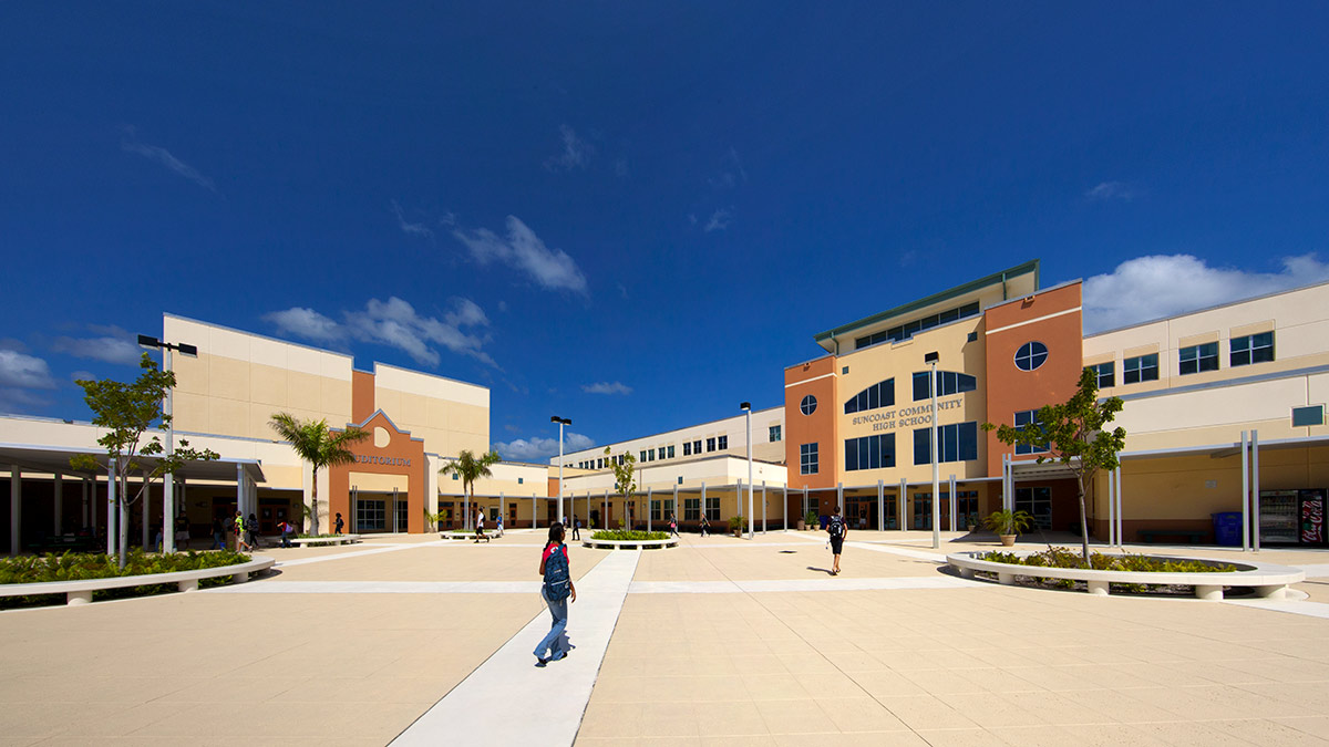 Mif Photo Gallery Of Suncoast Community High School In