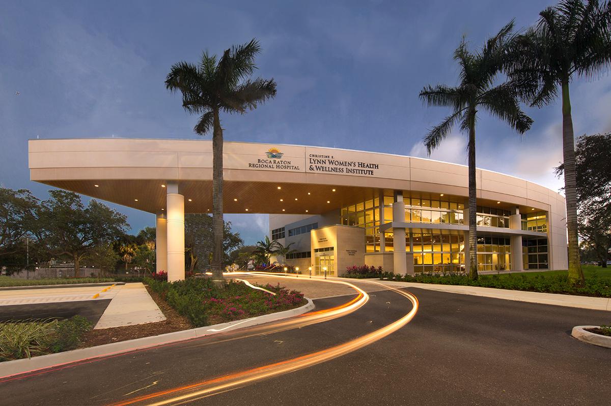 Miami in focus photo gallery of boca raton regional - Interior design services boca raton ...