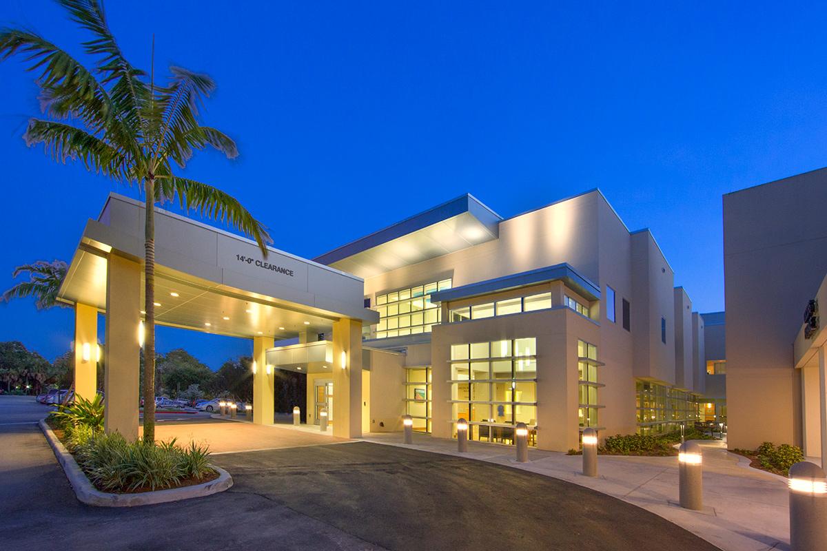 Miami In Focus Photo Gallery Of The Boca Raton Regional Hospital