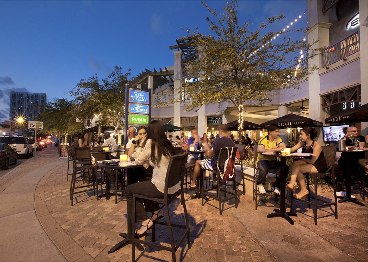Miami In Focus Photo Gallery Of Mary Brickell Village In Downtown Miami