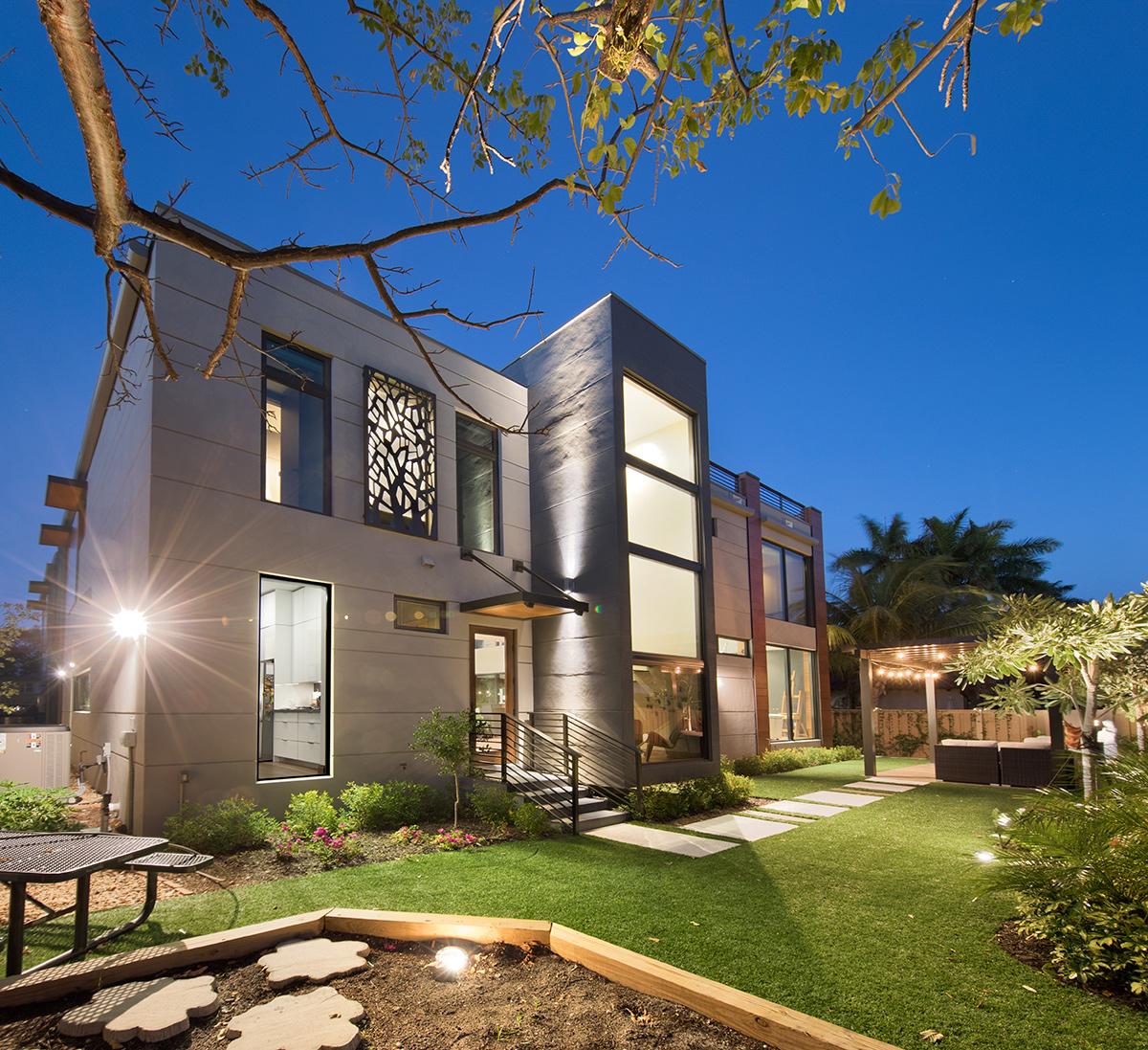 Miami in focus photo gallery of a private home in boca - Interior design services boca raton ...