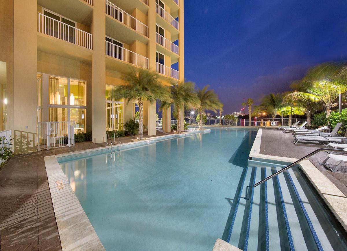 Miami In Focus Photo Gallery Of Shorecrest Club Apartments