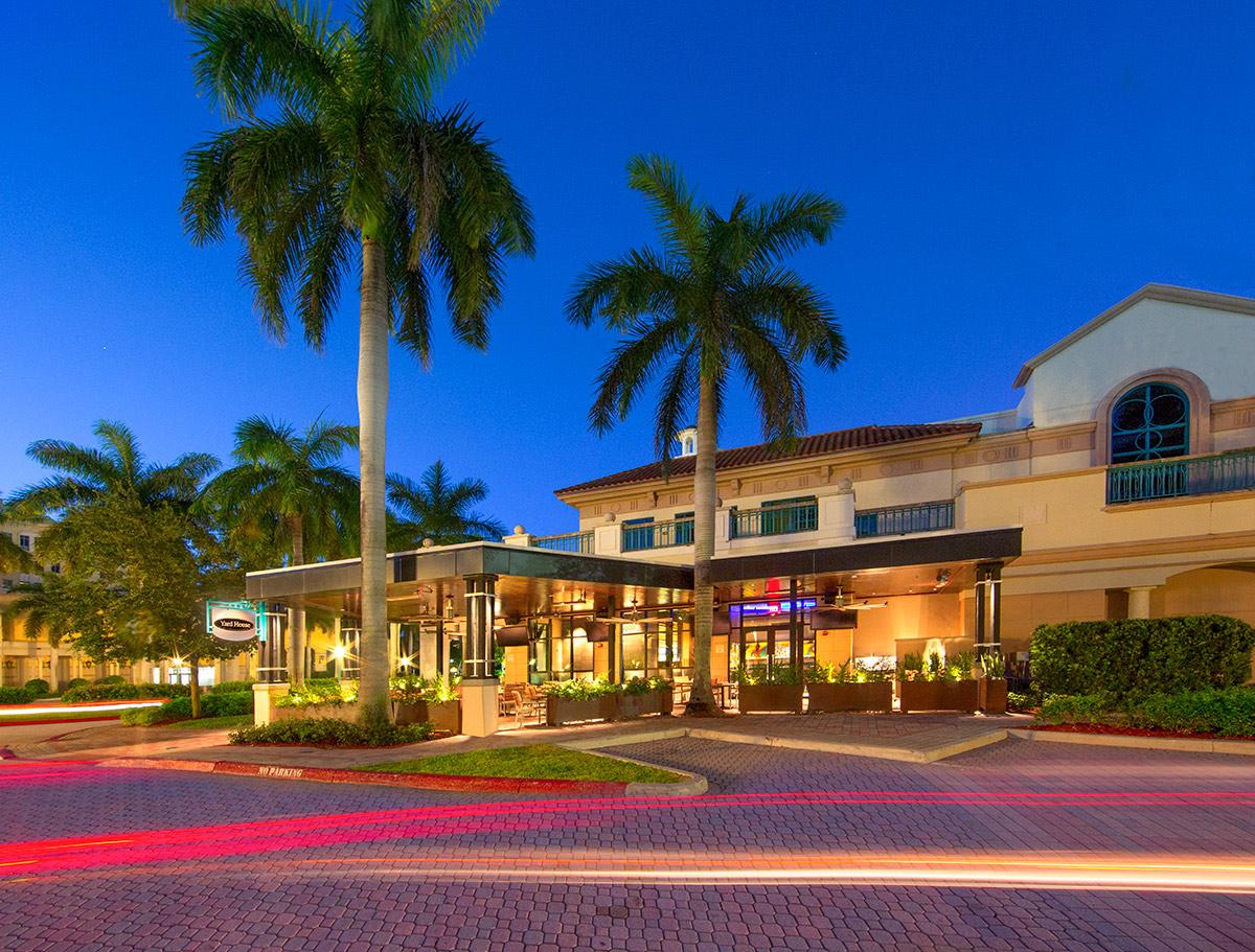 le branchement Boca Raton Floride