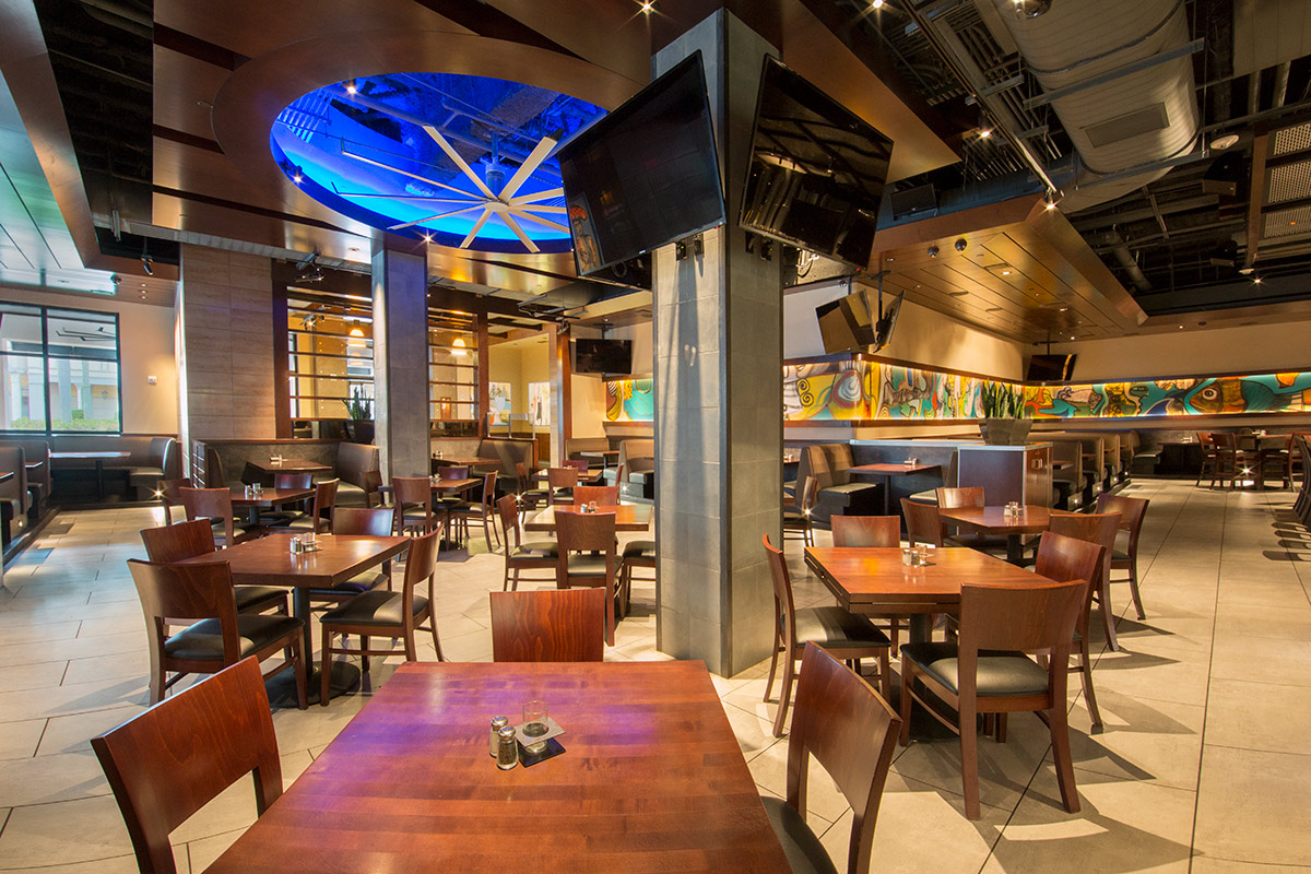 Miami In Focus Photo Gallery Of The Yard House In Boca Raton Fl