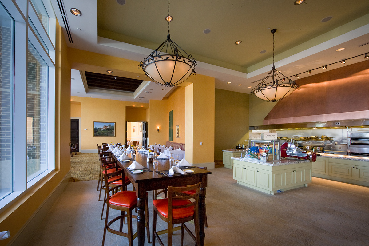 Miami in focus photo gallery of the posta tuscan grille