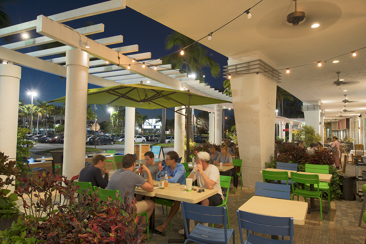 Miami In Focus Photo Gallery Of Biscayne Commons In North