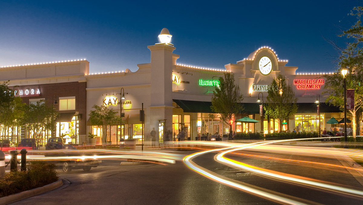 Miami In Focus Photo Gallery Of City St Johns Town Center