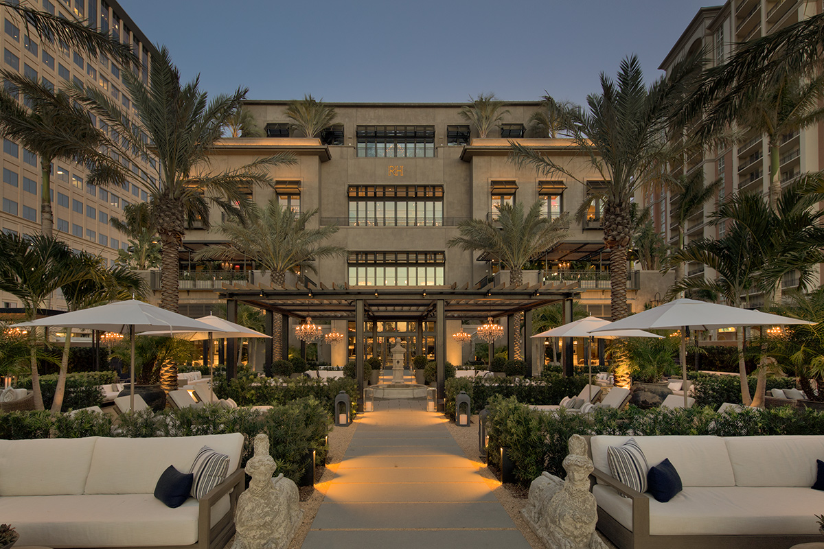 Miami In Focus Photo Gallery Of Restoration Hardware In West Palm ...