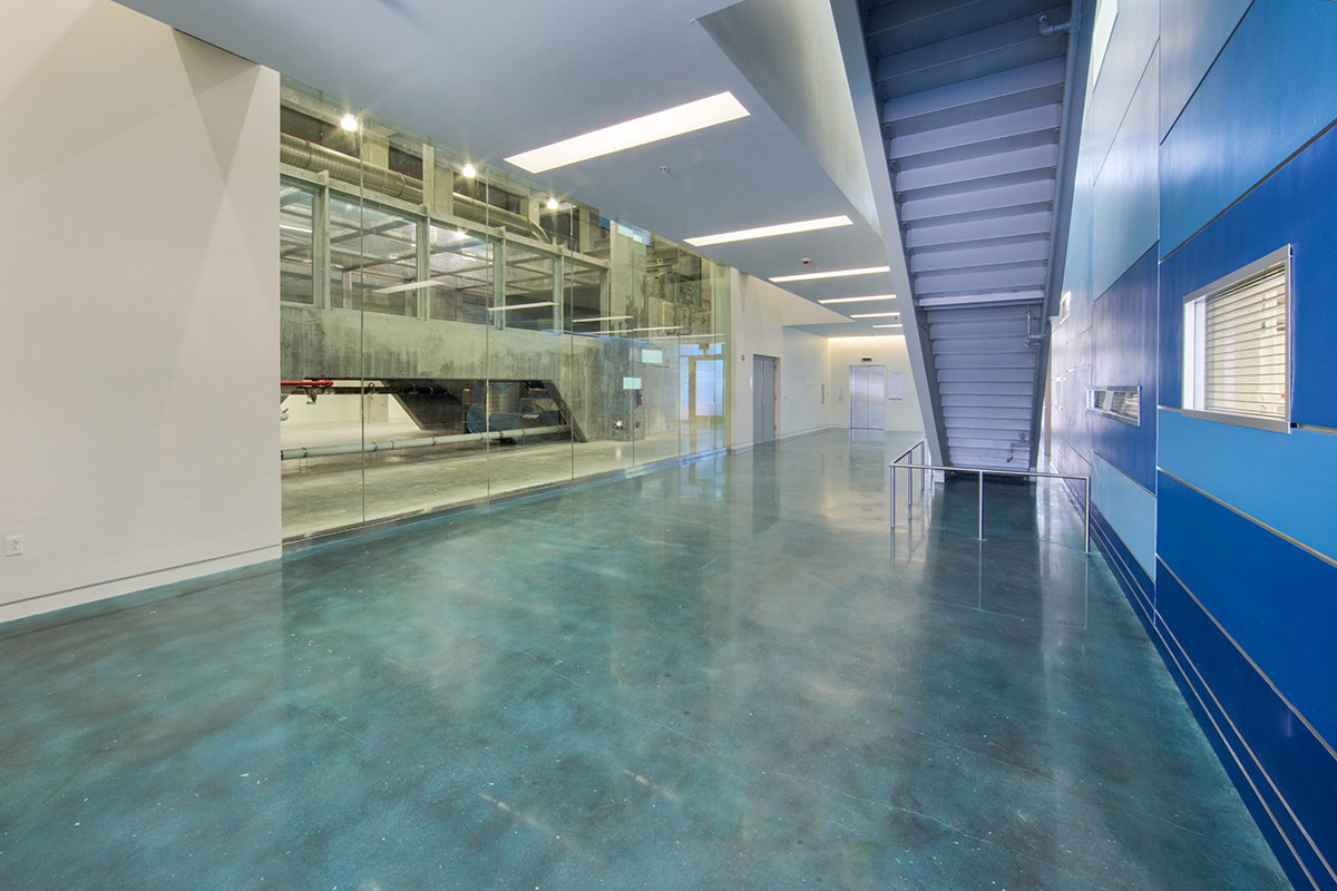 MIF Photo Gallery of UM Marine Life Science Seawater Complex