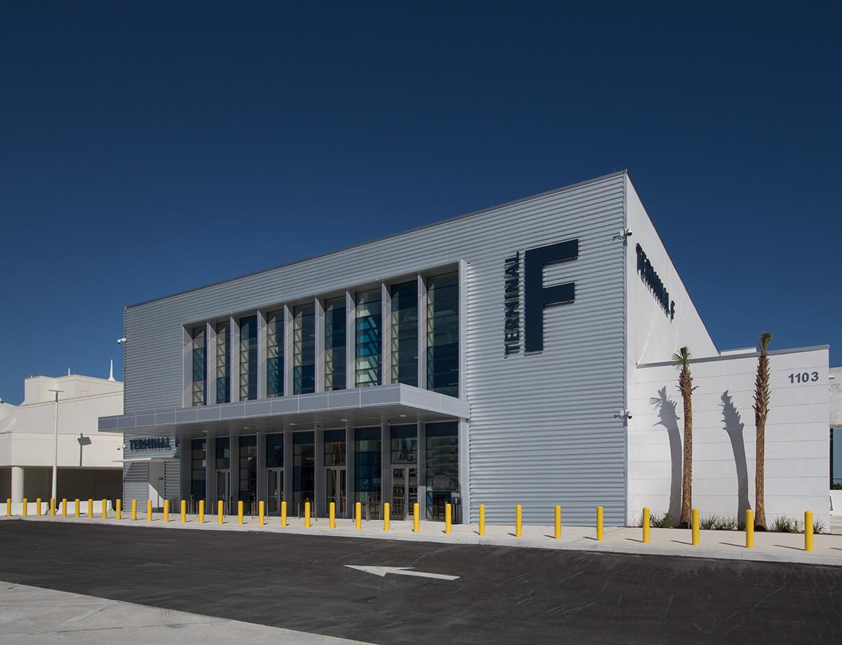 Miami In Focus Photo Gallery Of Port Miami Terminal F In